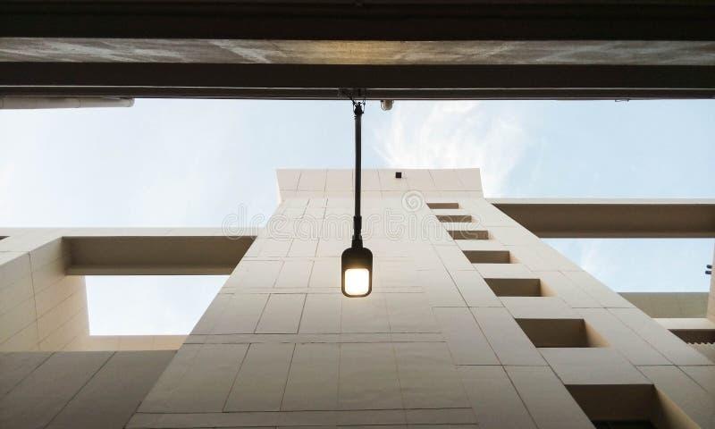 Lampe de partie supérieure image libre de droits
