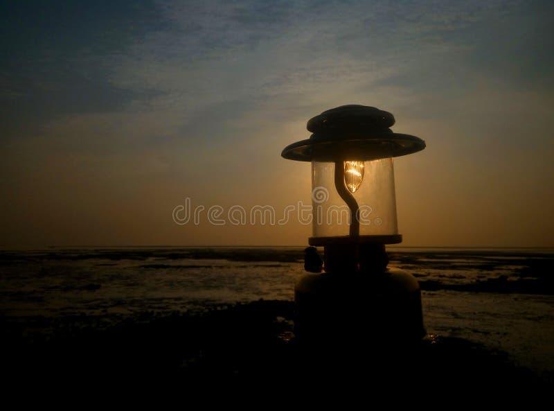 Lampe de Petromax photo libre de droits