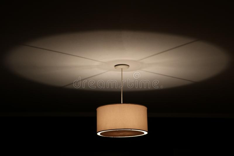 Lampe de toit photographie stock libre de droits