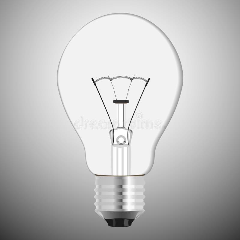 Lampe de vecteur illustration stock