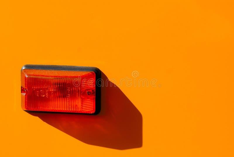 Lampe de virage photo libre de droits