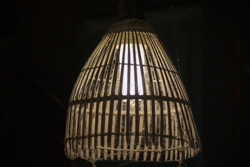 Lampe der alten Art lizenzfreie stockfotos