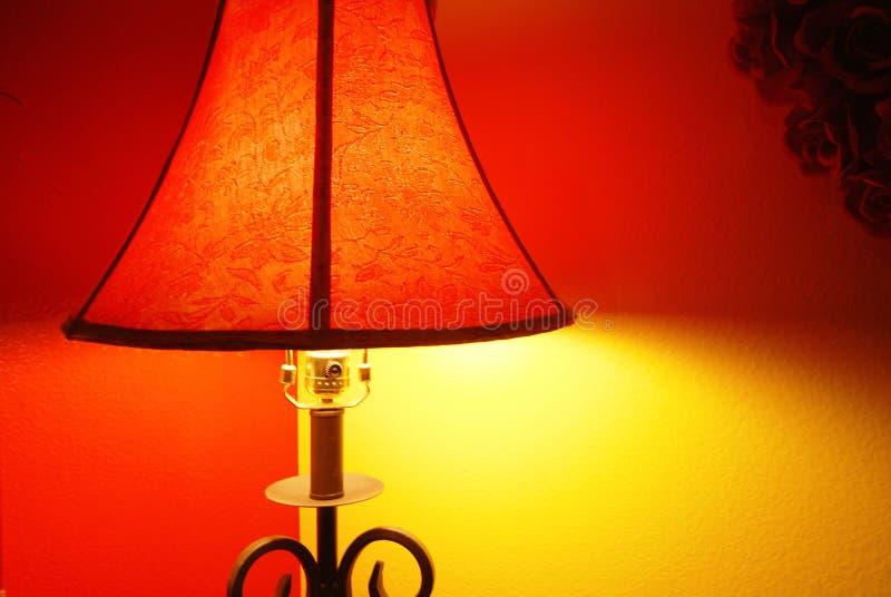 Lampe der Wand-zwei stockfoto