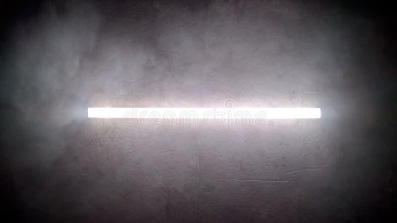 Lampe fluorescente image libre de droits
