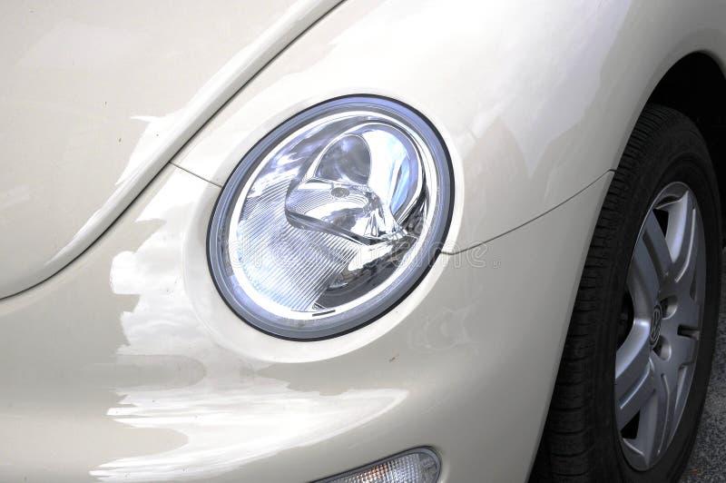 Lampe mignonne de véhicule photo libre de droits