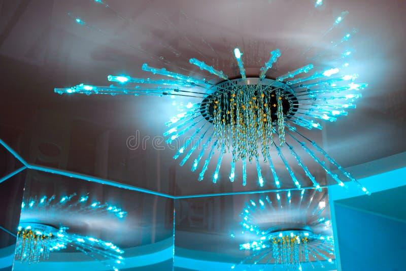 Lampe Moderne Image Stock. Image Du Électricité, Indoors - 6329223