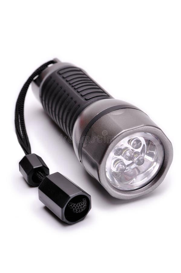 Lampe-torche de poche image stock