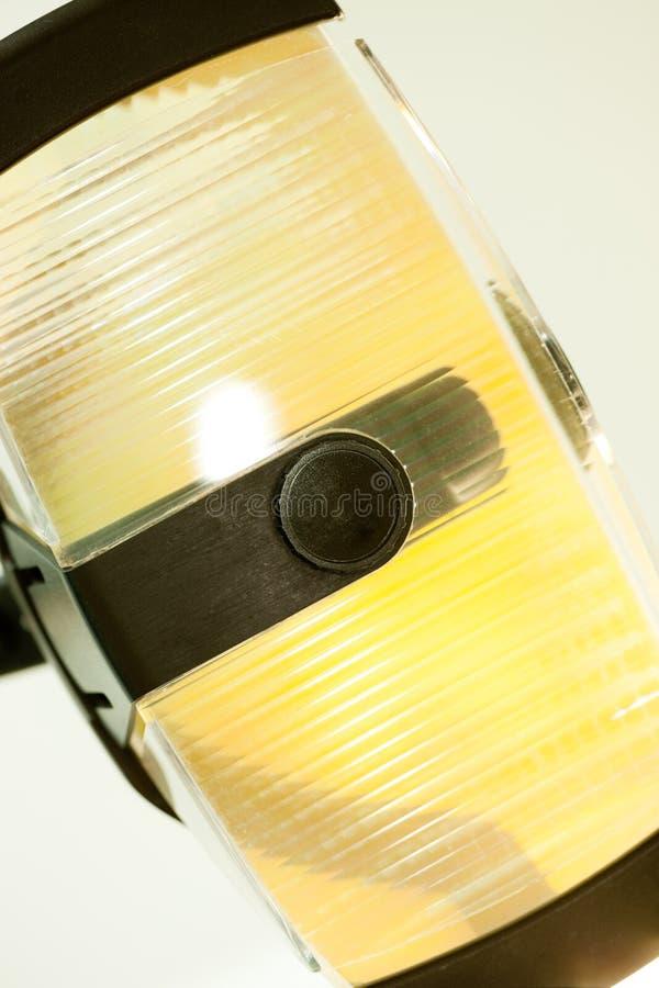 Lampe utilisée dans le bureau du dentiste pour la chirurgie photos libres de droits