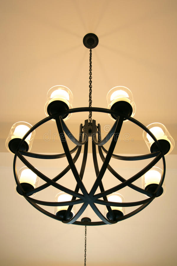 Lampes, lustres photos stock