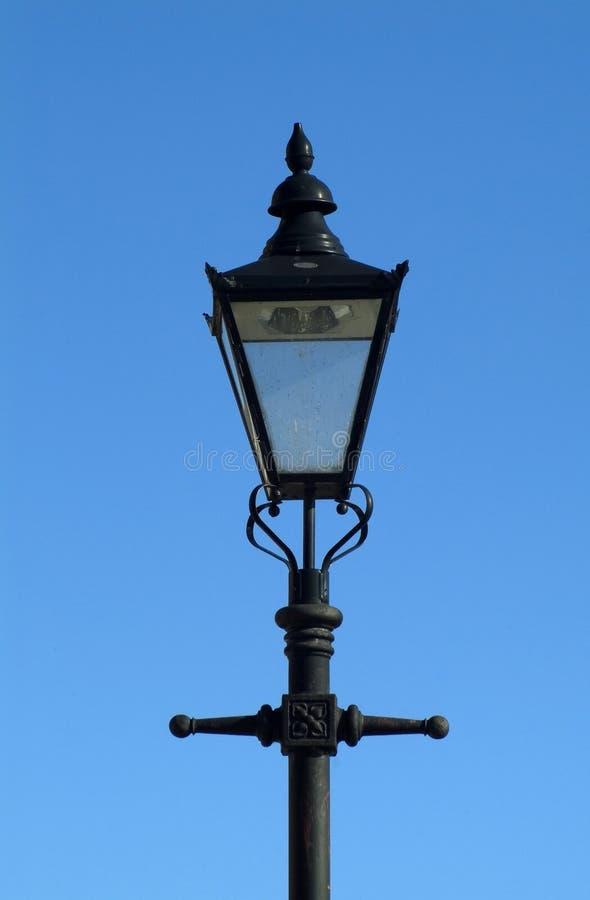 Lampgatavictorian Arkivbilder