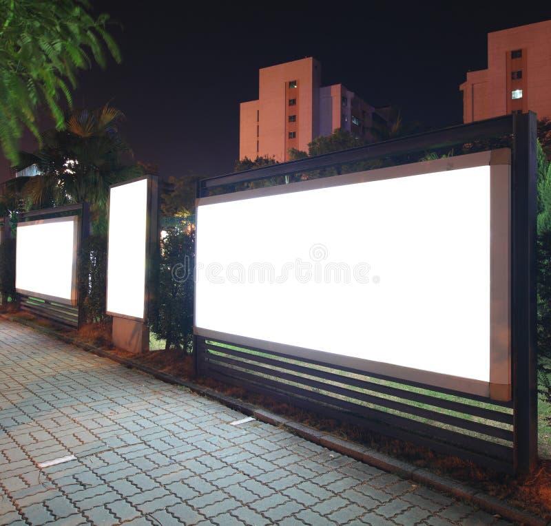 Lamphouse auf der Straße lizenzfreies stockfoto