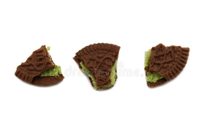 LAMPHUN, ТАИЛАНД - 11-ОЕ МАРТА 2019: Печенья Джек и Джил изолированные на белой предпосылке стоковые изображения