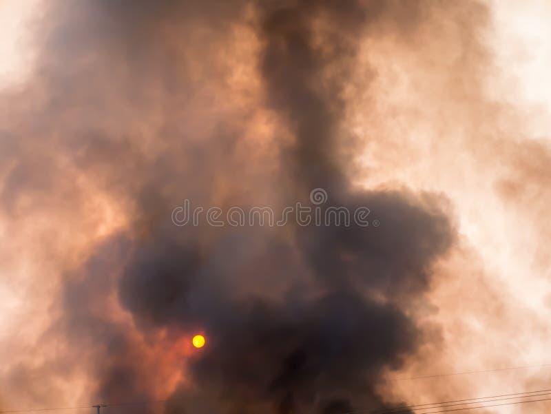 Lamphun, Thailand - 9. April 2016: Während des Morgens am 9. April, 2 stockbild