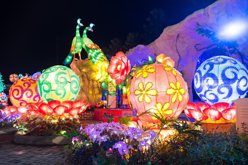 Lampion του Μαλάνγκ στοκ φωτογραφία με δικαίωμα ελεύθερης χρήσης