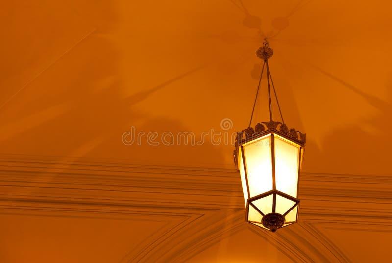 lampion obraz stock
