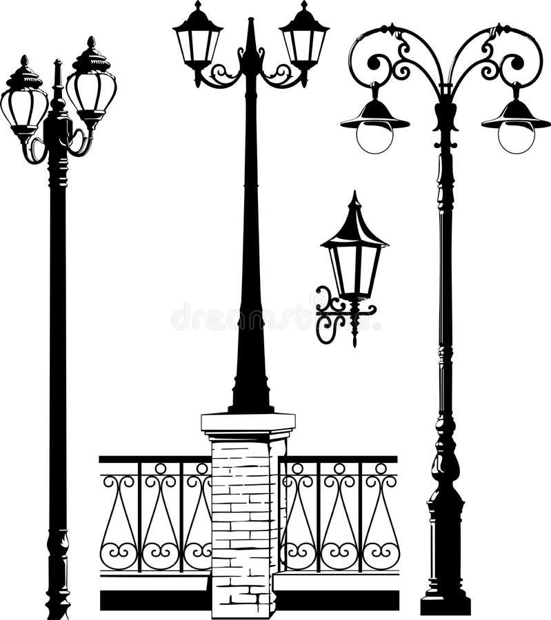 lampion royalty ilustracja