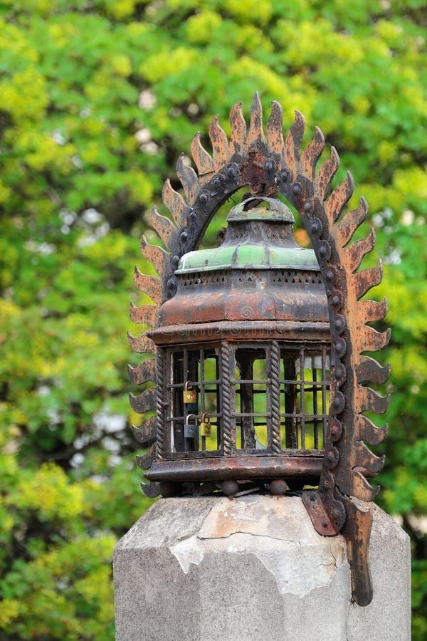 Download Lampion obraz stock. Obraz złożonej z antyk, colour, piękny - 57673557