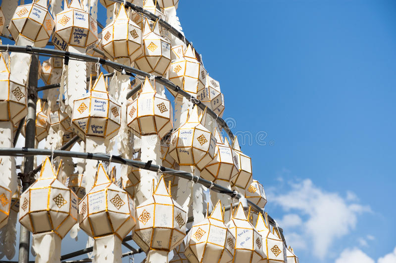 Lampion images stock