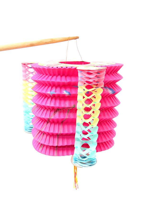 Lampion chinois images stock