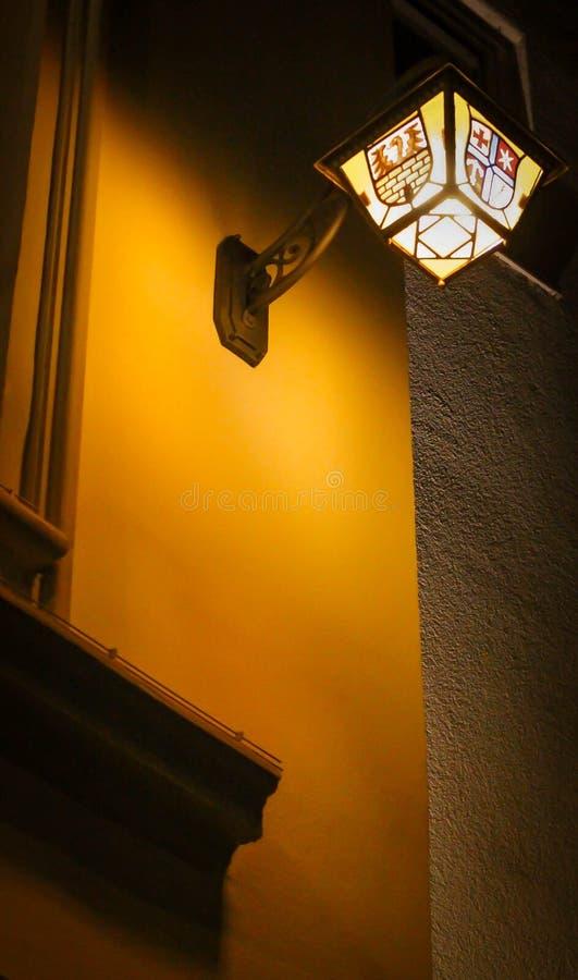Lampione a Bonn fotografie stock libere da diritti
