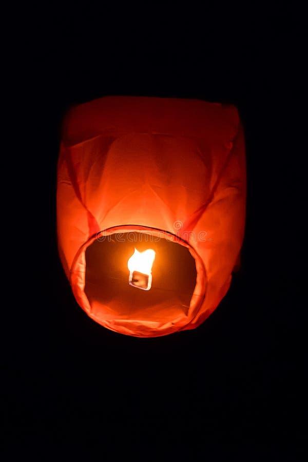 Lampions dans le festival de lanterne photos stock