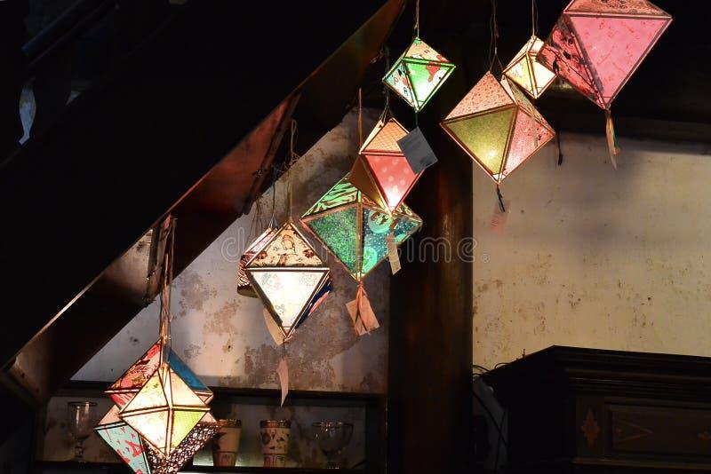 Lampiony azjata zdjęcia stock
