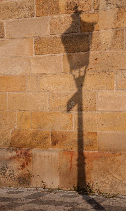 Free Lamplight Shadow Stock Photo - 48714520