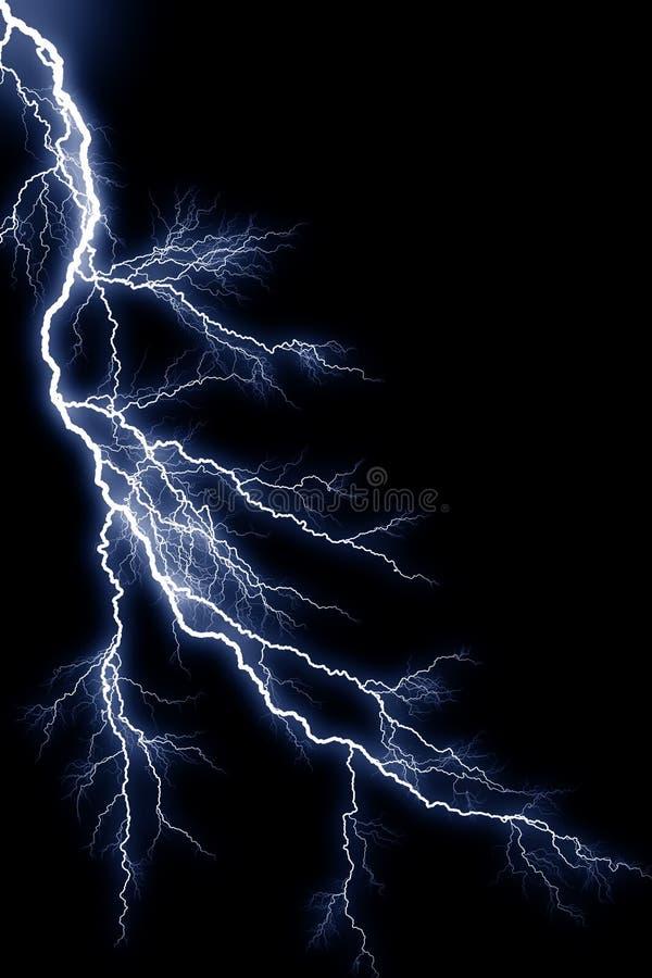 Download Lampo immagine stock. Immagine di notte, colpo, pericoloso - 222073