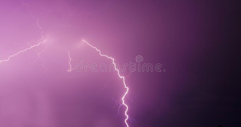 Lampo fotografie stock