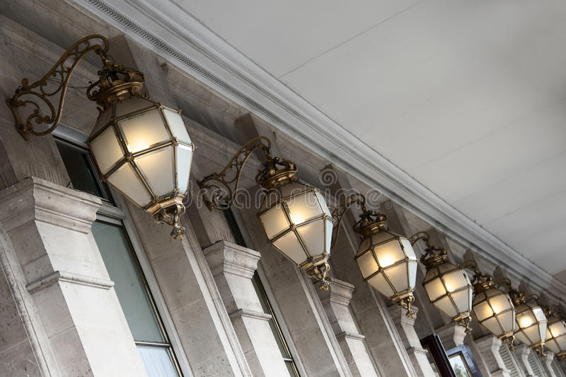 Lampor arkivbilder