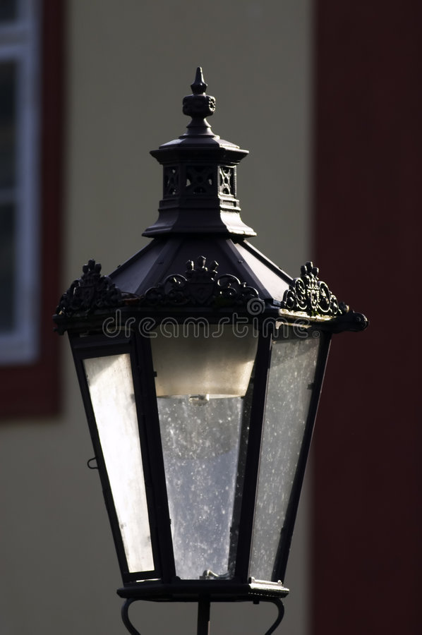Free Lampost Royalty Free Stock Photography - 4564457
