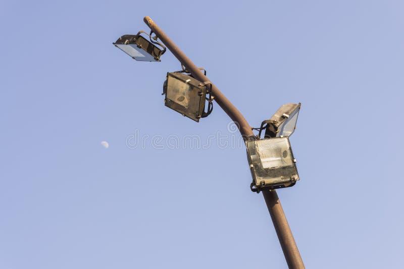 Lampost stock fotografie