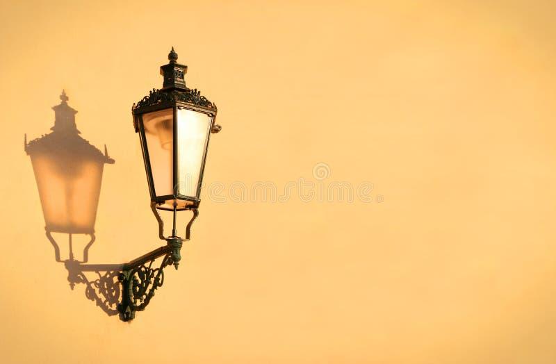 lampowa ulica obraz stock