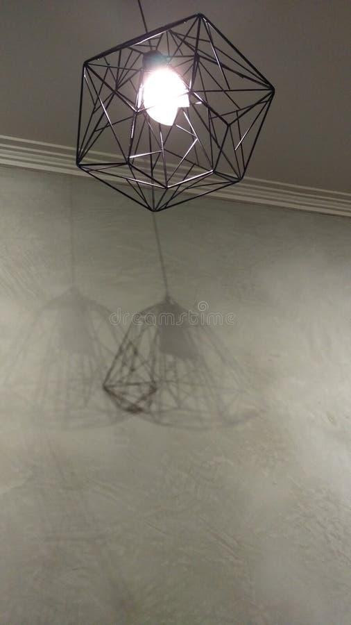 Lampowy specjalny projekt obraz stock