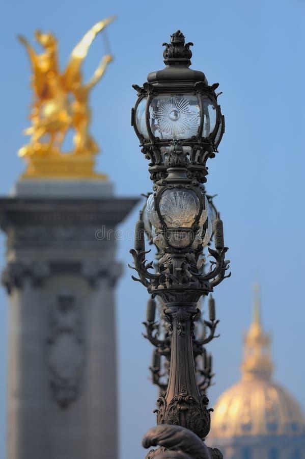 Download Lamppost stock image. Image of landmark, decor, luxury - 22327173