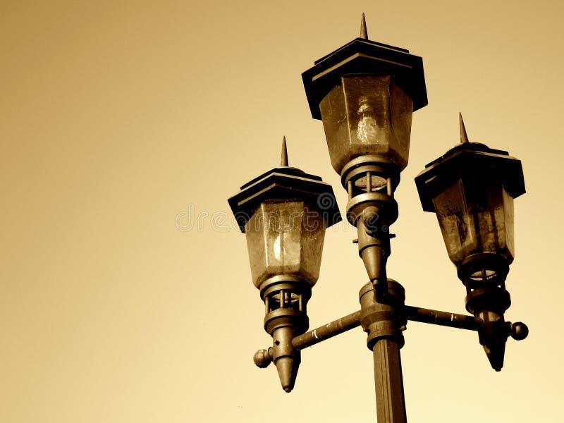 Lamppost Imagenes de archivo