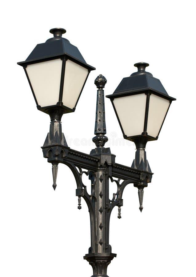 lamppost royaltyfri fotografi