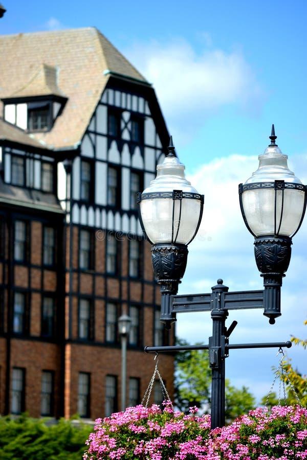 lamppost стоковая фотография