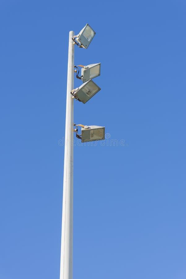 lamppost royalty-vrije stock fotografie