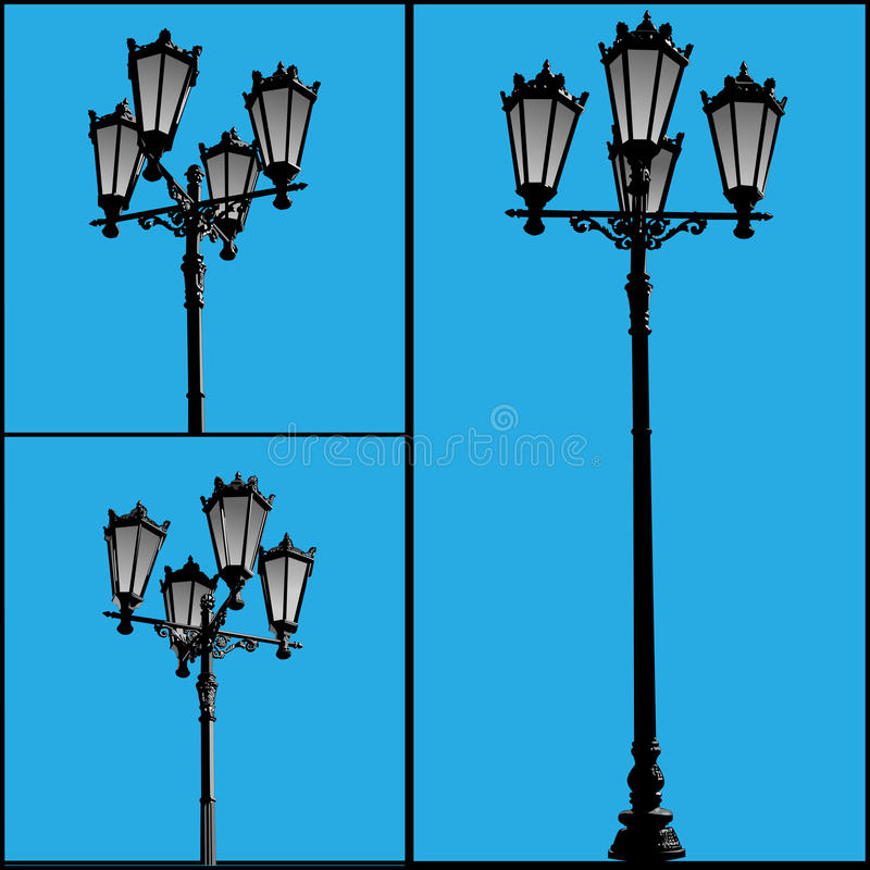 lamppost foto de stock royalty free