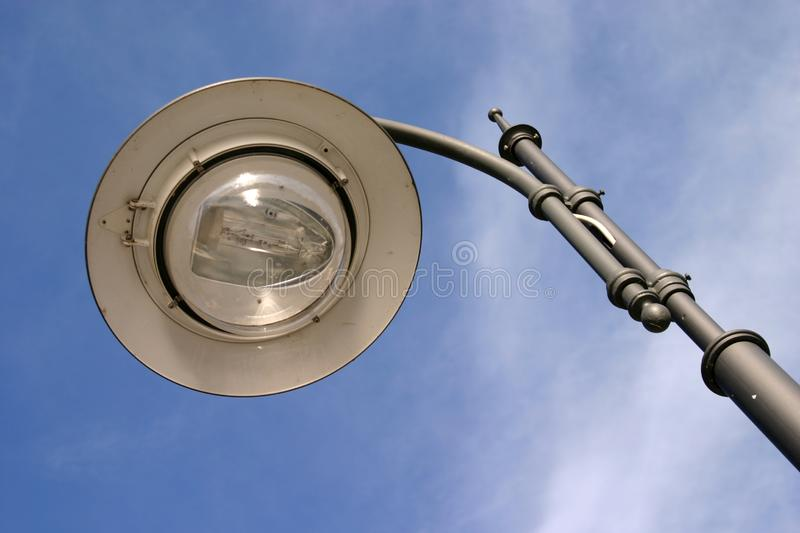 Lamppost Free Stock Photography