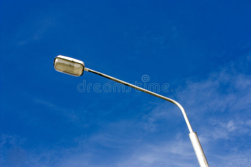 Download Lamppost against the sky stock image. Image of lantern - 10968613