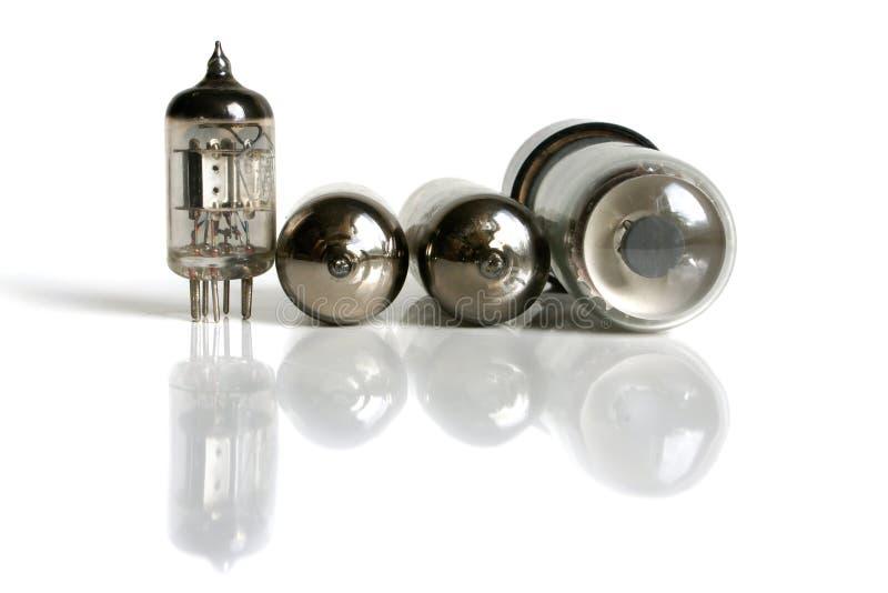 lampradio arkivfoton