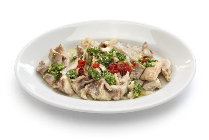 Lampredotto, nourriture italienne images stock