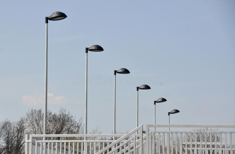 Download Lamps stock image. Image of outside, details, lamp, electric - 24343127