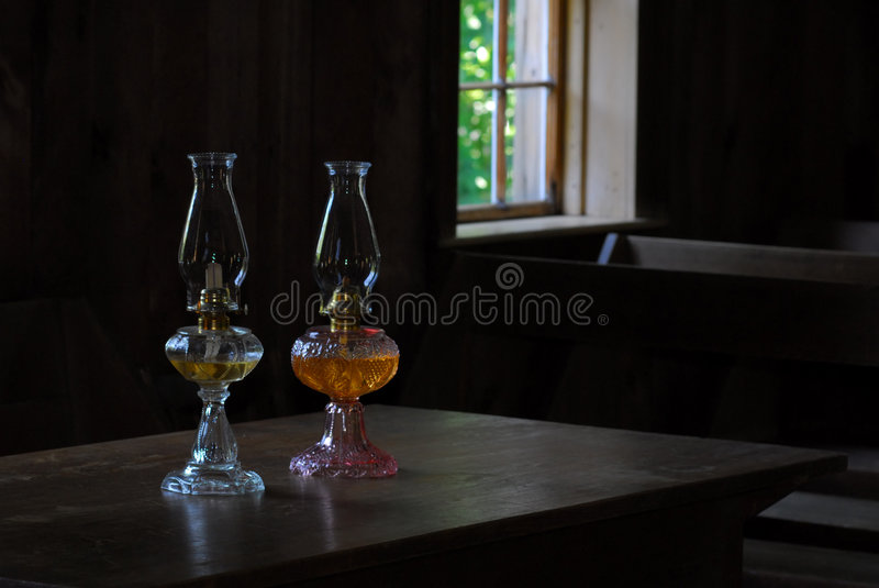 Lamps royalty free stock photo
