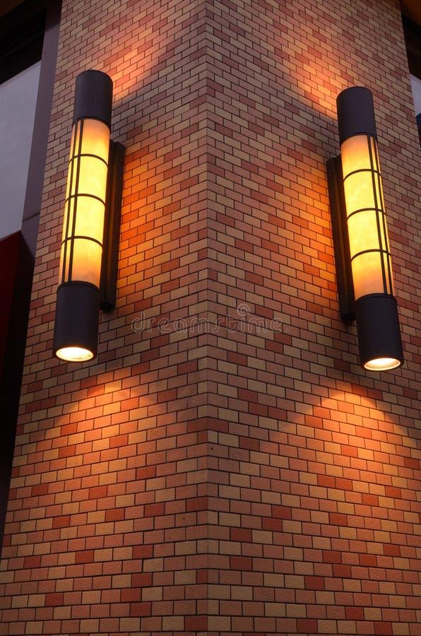 Download Lampvägg fotografering för bildbyråer. Bild av livstid - 19790531