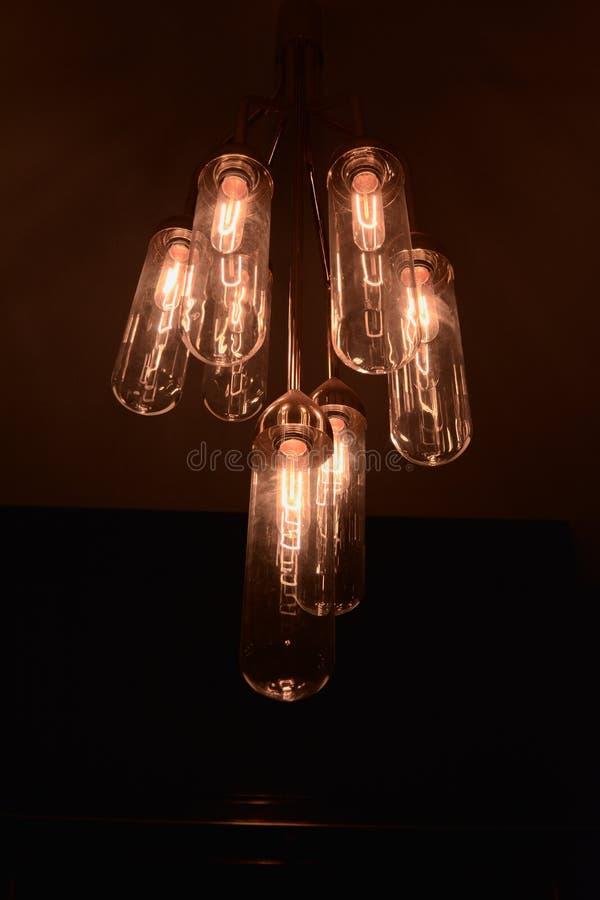 Lampy światło fotografia royalty free