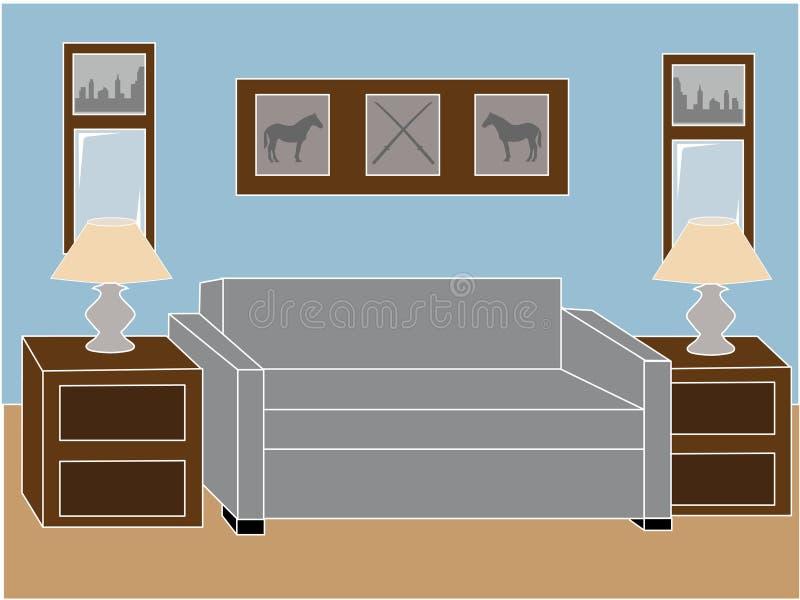 lampy target62_1_ pokój ilustracji