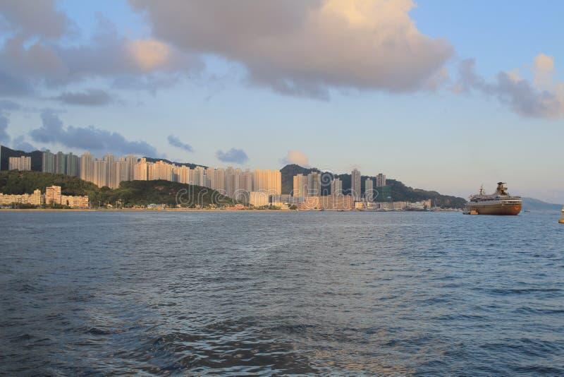 Download Lamtin, Hongkong stock afbeelding. Afbeelding bestaande uit symmetrie - 54077017